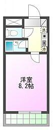 NT COURT[9階]の間取り