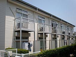 愛知県長久手市長配1の賃貸アパートの外観
