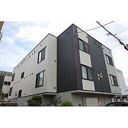 アクシス東野幌[202号室]の外観