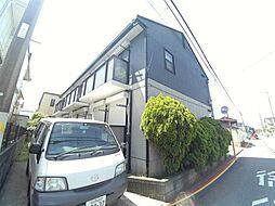 ボナール菅野[201号室]の外観