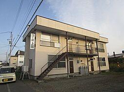 コーポ上田[101号室]の外観