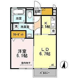 原水駅 5.2万円