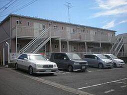 ヒルクレスト鶴ヶ峰B棟[202号室]の外観
