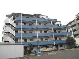 福岡県福岡市南区鶴田4丁目の賃貸マンションの外観