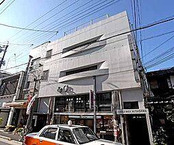 京都府京都市上京区立本寺前町の賃貸マンションの外観