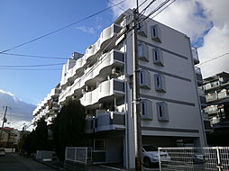 兵庫県尼崎市東園田町1丁目の賃貸マンションの外観