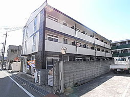 兵庫県姫路市三条町1丁目の賃貸アパートの外観