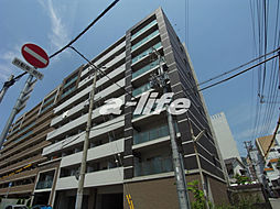 アドバンス神戸グルーブ[4階]の外観