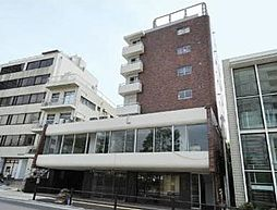 ライオンズマンション赤坂[8F号室]の外観