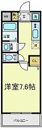 [タウンハウス] 大阪府大阪市西成区天神ノ森1丁目 の賃貸【大阪府 / 大阪市西成区】の間取り