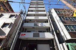 ウイングコート阿波座[2階]の外観