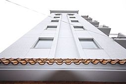 香川県高松市香西本町の賃貸マンションの外観