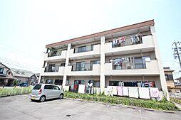 愛知県名古屋市中川区法華西町2丁目の賃貸マンションの外観