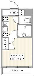 K home[302号室]の間取り