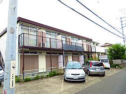 竹ノ花ハイツ[2階]の外観