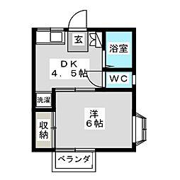 稲毛駅 4.4万円