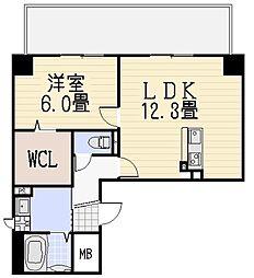 ソラーレ[2階]の間取り