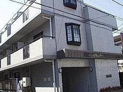 千葉県市川市宝2の賃貸マンションの外観