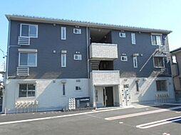 長野県長野市吉田2丁目の賃貸アパートの外観