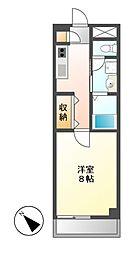 CASSIA大曽根(旧アーデン大曽根)[14階]の間取り