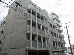 北海道札幌市中央区南四条西9丁目の賃貸マンションの外観