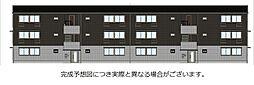(仮)D−room柳丸[306号室]の外観