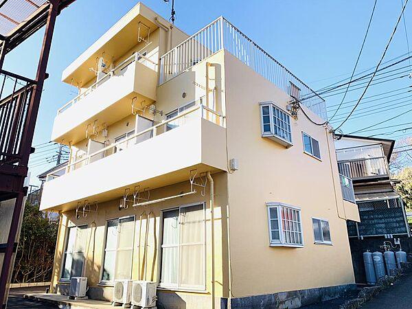 ハイツ・サンウェイ 2階の賃貸【神奈川県 / 秦野市】