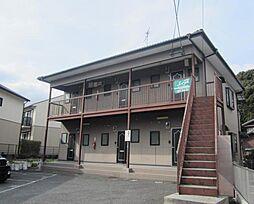 永野コーポ[101号室]の外観