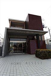 アパートメント玉串[3階]の外観