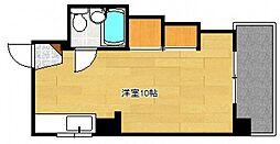 第1和秀ビル[2階]の間取り