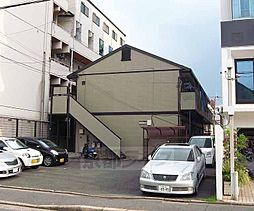 京都府京都市伏見区深草西浦町6丁目の賃貸アパートの外観