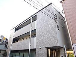 大阪府寝屋川市美井元町の賃貸マンションの外観