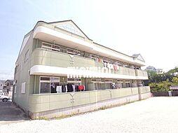 プレジール B棟[2階]の外観