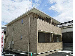 和歌山県和歌山市福島の賃貸アパートの外観