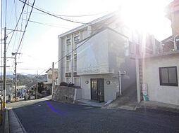 福岡県北九州市戸畑区東大谷3丁目の賃貸マンションの外観