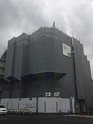 神奈川県川崎市川崎区中瀬2丁目の賃貸マンションの外観