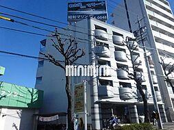 昭和マンション桜[1階]の外観