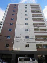 大阪府大阪市浪速区立葉1丁目の賃貸マンションの外観
