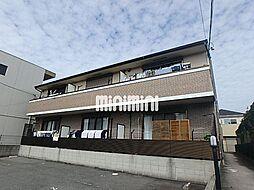 CASA・A[2階]の外観