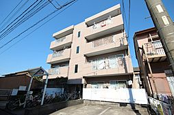 愛知県名古屋市熱田区神野町1丁目の賃貸マンションの外観