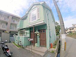 兵庫県伊丹市荻野8丁目の賃貸アパートの外観