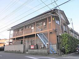 秀栄ハウス[2階]の外観