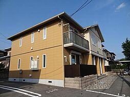 リビーブコート飯田B[1階]の外観
