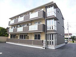 ヴィラ柴田中居[2階]の外観