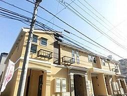 千葉県市川市湊新田2丁目の賃貸アパートの外観
