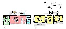 六名駅 3,890万円
