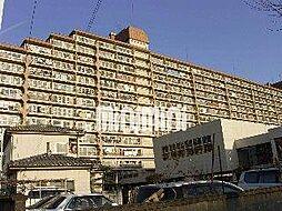 八本松マンション[13階]の外観