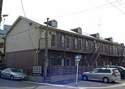 ウィングコート[1階]の外観
