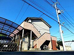 第3平田マンション[1階]の外観