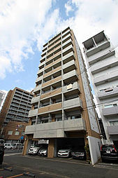 広島県広島市南区東荒神町の賃貸マンションの外観